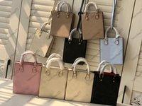 80 Luxurys Designers Bags 449 Мини Tote Сумка может быть пересекающимся плечом назад 9 цветов Messenger BA GS