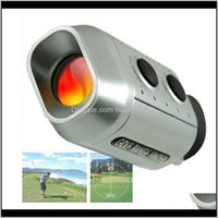 المنتجات الأخرى الرياضية outdoors7x930 الرقمية البصرية تلسكوب سلسلة الليزر مكتشف نطاق الجولف ساحات قياس المسافة متر rangefinder 7x مذهب