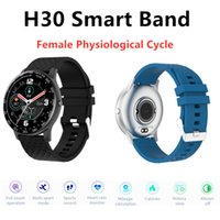 H30 Smart Band Sports Wristbands Females Professional Health...