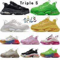 Con caja 2020 Zapatillas para correr Zapatillas New Ease Tie Zapatillas para hombre Moda Luxurys Diseñadores Mujer Pure Platinum Black Calzado deportivo...