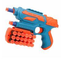 Balas de nerf compatíveis com blaster, armas de brinquedo com espuma recarga dardos, presentes ideais para meninos meninas com 6 anos +
