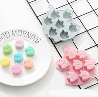 26 Letters Chocolate Mould Silicone Pudding Mold Ice Cube Maker Handwork DIY Cake Decoration Bakeware Kitchen Tools Baking Moulds CCF6965