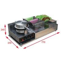 Gıda İşleme Ekipmanları Kolice Ticari Haddeleme Makinesi / Taco Maker / Taco Makinesi / Waffle Makinesi / Un Mısır Taco Makinesi / Tortilla Makinesi Makinesi W Tutucu 7sv7