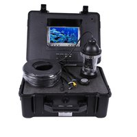 Rotation 50Meter Cable Underwater Camera For Fishing With Mo...