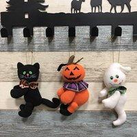 Bar Party Wall Adesivi Adesivi Layout Decorazioni Mall Negozio Doll Doll Pendente Decorazione Halloween Show Finestra rivelare ornamenti