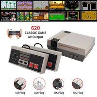 Retro Game Console Built-in 620 Games Super Classic Children Gaming Mini TV 8 Bit Family Gamepad Video Handheld Game Console