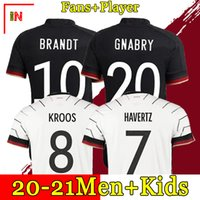Germany 2021 soccer jersey Home kit HUMMELS KROOS DRAXLER RE...