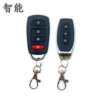 Smart Home Control Universal Pair Copia otturatore elettrico, tasto porta retrattile Remoto Garage 433/315