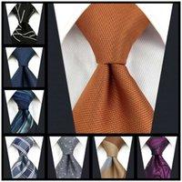 "Gravata de luxo de luxo de luxo colorido Gravata 160cm 63 ""laços de casamento para marinho floral presente de gota de presente"