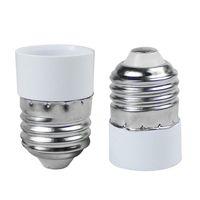 Lamp Holders & Bases 1 Piece E27 To E14 Conversion Holder Adapter Socket LED AC 85V -265V Plug Light Bulb Base Type
