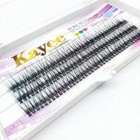 False Eyelashes Lashes 12 Lines 3D-10D Individual Cluster Eyelash Extension Pre Made Volume Fans Faux Mink Professional 8-15mm Supplies