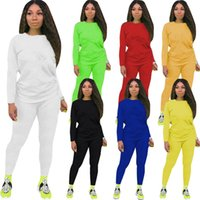 Designer Women Sweatsuits 2 Piece Sets Casual Tracksuits Jogger Suit Long Sleeve Hoodies+Leggings Logo Print Outfits Spring Fall Winter Clothing Sports wear 3613