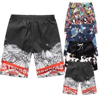 and handsome new men's large casual beach trendy shorts