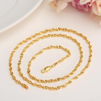 Vintage Long Gold Filled Chain For Women Necklace Trendy Color Girls Thick Bohemian Jewelry Colar Men Necklaces Chains