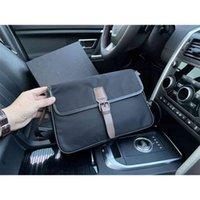 Large-capacity Handbags Prad Women New Luxurys Designer Belt Buckle Oxford Cloth Black Flip Men's and Women's Cross Square Cool One Shoulder Zmmgg Bag