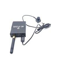 مصغرة واي فاي كاميرا زر أطقم نظام dvr 1080P CCTV AHD DVR P2P فيديو مراقبة مسجل TF بطاقة كشف الحركة 1