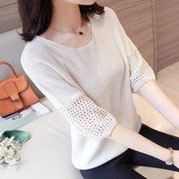 Women's T-Shirt FA598 2021 Autumn Winter Women Fashion Casual Lady Beautiful Nice Tops Korean Tshirt Harajuku Shirt