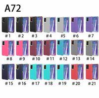 Nueva caja de teléfonos móviles T-Mobile para Samsung Galaxy A12 A32 A52 5G A72 CASOS DE 5G CASOS DE PROTECTORES ANTICULTUROS AHORROS A prueba de golpes Anti-Knock Protective Defender Funda