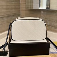 Designer Bags Shoulder Purses Girl Small Camera Handbags Bag White Messenger Chain Lady Flap Backpack Luxury Crossbody Handbag Auxvn