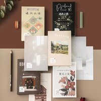 Bookmark 30pcs lot Dreaming Series Postcard Greeting Card Letter Paper Memo School Office Supplies