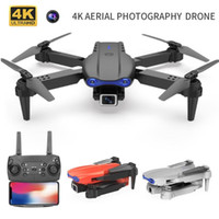 Drones 2021 P5 Drone 4K Dual Camera Professional Aerial Pography Infrared Obstacle Avoidance Quadcopter RC Helicopter Child Toy