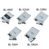 Adatto per BL-49SF BL-52UH BL-53RH BL-59JH BL-59UH Batteria H735T G4 G2 Mini L65 L70 MS323 H422 D280 GJ E975W L7 F3 F5 D618 Batteria del telefono cellulare