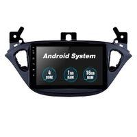 8 인치 안드로이드 자동차 DVD 자동 GPS 네비게이션 라디오 DVD 플레이어 2015-2019 Opel Corsa / 2013-2016 Opel Adam