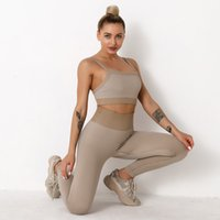 Tracksuits Designer yoga wear Women Suit Gym outfits Sportswear Fitness Align pant Leggings workout set tech fleece Active woman sexy shirts new style for girls bra