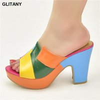 Dress Shoes Latest Design For Wedding Women Elegant Womens Heels High Sexy African Party Pumps Luxery