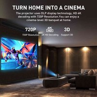 Android mobile phone with the same screen home entertainment learning smart micro projector 4K HD resolution p12 IMQM