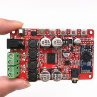 TDA7492P Wireless Bluetooth 4.0 Audio Receiver Power Amplifier Board Module with AUX input and Switch Function DHL