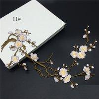 Roupas Plum Flores Bordado Ferro para Nos Adesivos Adesivos Costura Parches De Applique ThermoColante Ropa P058