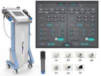 Elektroniczna terapia masażu fali szokowej dla pełnego masażera do masażu na całe ciało ACousitc fizjoterapia do leczenia rozpylania erekcji