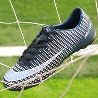 2021 novas botas quebradas de crianças treinamento de futebol sapatos de esportes inferior 1Q8