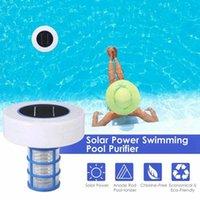 Air Purifiers Solar Pool Ionizer Copper Silver Ion Purifier Kills Algae Lower Chlorine