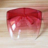 Kadın Koruyucu Yüz Kalkanı Bisiklet Kapaklar Gözlükler Güvenlik Su Geçirmez Gözlük Anti-Sprey Maske Koruyucular Gözlük Cam Güneş Gözlüğü