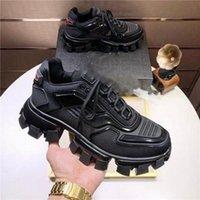 2021 남성용 럭셔리 디자이너 운동화 Cloudbust Thunder 니트 슈퍼 가벼운 클래식 패션 캐주얼 신발