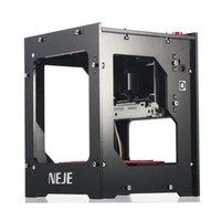 Graviermaschinen 1000 MW Hochgeschwindigkeitsschneiden Mini USB Automatische DIY Carving Machine Laser Carpenter 25DL