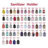 Portabottiglie Spot Hand Sanitizer Bottle 30ml RTS Portatile Materiale da immersione Portafoglio Supporto per il titolare Sanitizer Può essere personalizzato 312 R2