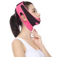 Elastic Face Slimming Bandage V Line Shaper Women Chin Cheek Lift Up Belt Facial Anti Wrinkle Strap Facial Care Tools