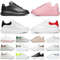 2021 الرجال النساء مصمم أحذية منصة ثلاثية أسود أبيض وردي جلد الغزال المورق الأحمر الحلم الأزرق البيج حذاء رجالي حذاء كاجوال الركض المشي