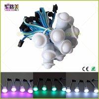 IC LED Pixels String Digital Color Module Neon Light Waterproof RGB Advertisement Alphabet Letter Modules