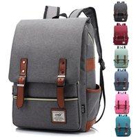 15 pouces Oxford Computer Ordinateur portable ordinateur portable sacs à dos sacs à dos de l'école Sac à dos pour hommes femmes étudiant