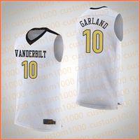 Darius-Garland-Vanderbilt-commodores-10-branco-faculdade-performance-jersey