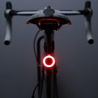Bike Lights 1Pc Bicycle Taillight Multi Lighting Modes USB Charge Led Light Flash Tail Rear For MTB Road Seatpost