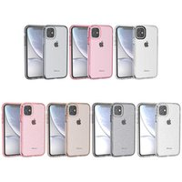 Bling Shiny TPU Cases Twinkle Glitter Powder Shockproof Clear Armor Cover For iPhone 13 12 11 Pro XR XS MAX X 8 7 6 Plus