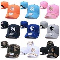 Snapbacks.NuovoYork.Il cappello di Yankees all'aperto all'esterno alla moda si adatta a un berretto da baseball