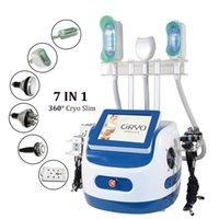 7 in 1 Lipo 레이저 지방 흡입 기계 비 침습적 인 바디 컨투어링 라이저 시스템 650nm Lipolaser 안티 셀룰 라이트 치료
