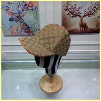 Moda Beyzbol Şapkası Klasik Şerit Bayan Tasarımcılar Kapaklar Şapka Erkek Tuval Kadın Erkek Kova Şapkalar Mektup G Luxurys Şapka Casquette 21071602R
