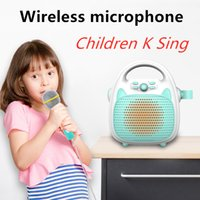 Kids Karaok Player K Sing Home Audio Wireless BT micro phone...